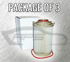 FUEL FILTER GF400 FOR DODGE 6.7L TURBO DIESEL - PACKAGE OF 3 - 1 OF 3 TYPES