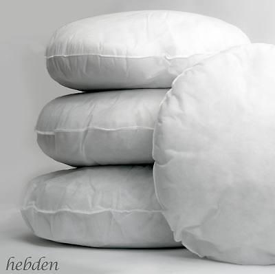 """inserts extra Décoratif Remplissage Fibre Creuse Round Cushion Pads 16/"""" 18/"""" 20/"""" 22/"""""""