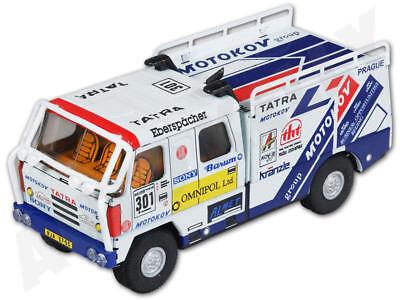 Gut Ausgebildete Tatra 815 Rallye 1:43 Blechspielzeug Kovap Kp 0614 Neu In Ovp Neuheit Top !! Autos & Lkw