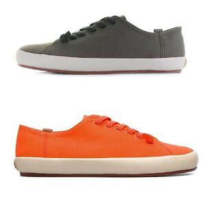 NEW-Camper-Men-s-Peu-Rambla-Vulcanized-Sneakers-Casual-Comfort-Lace-Up-Shoes