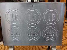 commercial Catholic host Eucharist Christ baking mould machine maker for Mass #1