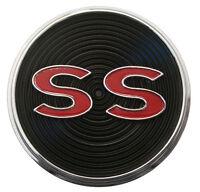 Trim Parts Ss Console Emblem / For 1964 Chevy Impala / 2395
