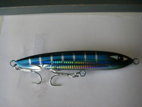 Stickbait 200 mm 120 gram floating
