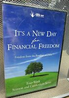 Financial Freedom Christian Sermon Outlines Cd-rom It's A Day