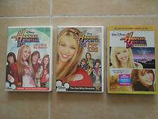 Hannah Montana: Lifes What You Make It & Pop Star Profile & The Movie * U GET 3