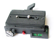MH621 Quick Release System W/MH601 Slide Plate compatible Giottos 357PLV