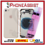 SCOCCA-POSTERIORE-FLEX-Per-Apple-iPhone-8-8G-TELAIO-VETRO-BACK-COVER-HOUSING miniatuur 4