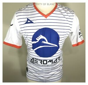 Image is loading Pirma-Correcaminos-FC-Third-Jersey-Official-2017-2018- e618432a0