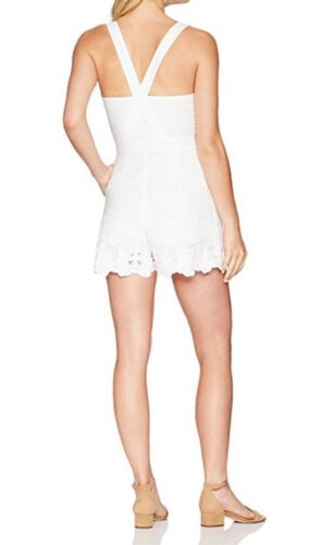 B2967 Overall With Bcbgeneration Embroidered Sz 138 Romper New Lace 2 Tag wW0xP7ZnnC
