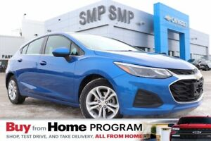 2019 Chevrolet Cruze LT- Heated Seats, Remote Start, Back Up Camera