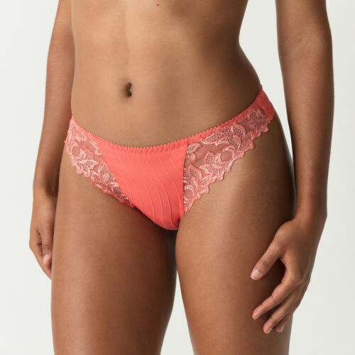 New With Tags Prima Donna Deauville  Precious Peach Thong M