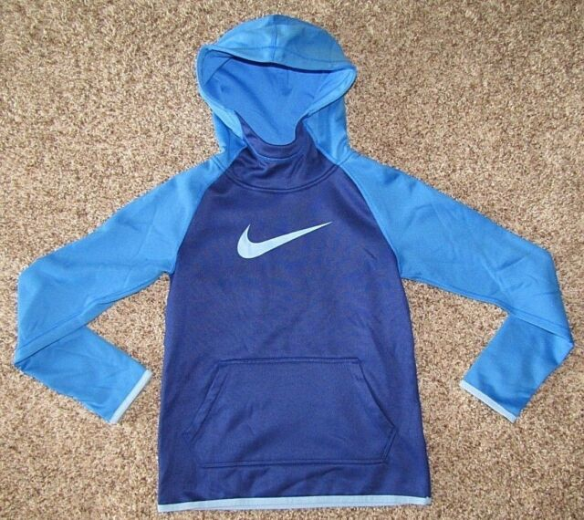 b635316c4152 Buy Nike Dri-fit Girls Pullover Hoodie Blue light Blue Size S M L ...