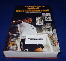 Die Geschichte der Fußball Nationalmannschaft