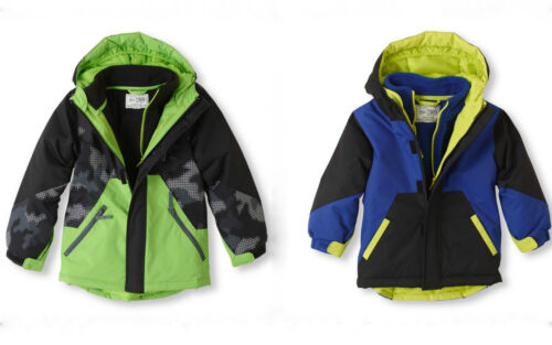 The Children/'s Place Toddler Boys 3-IN-1 ARCTIC COLD Ski Jacket Outerwear NWT