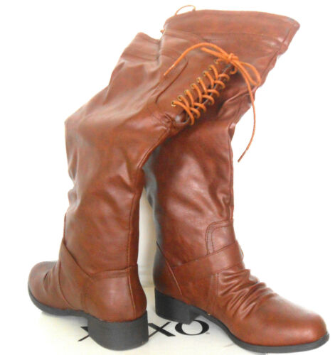 Tout Size Xoxo Marcher 5 Womens 756420216322 Brown 5 Boot Neuf wqRaHp