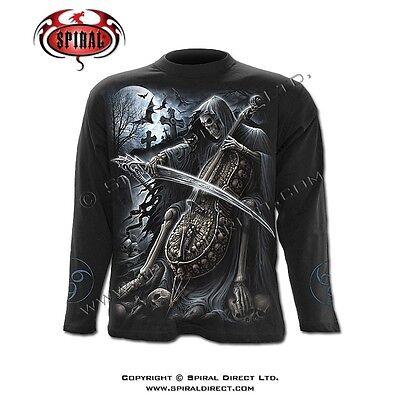 Spiral Direct Gothic Heavy Metal Punk Reaper Skulls SYMPHONY OF DEATH DW192700