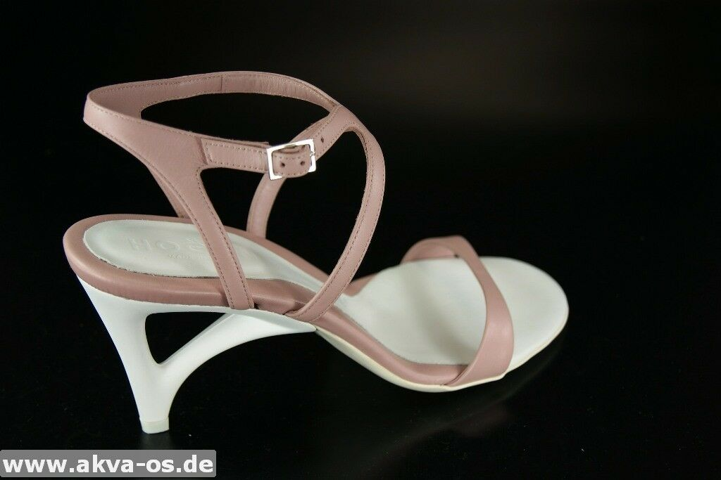 HOGAN Damen Sandalen NEU Sandaletten Gr. 34,5 Heels NEU Sandalen 656bae