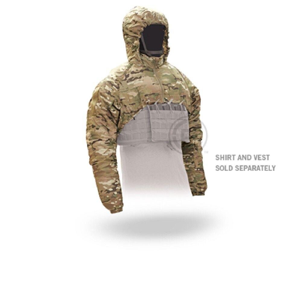 Crye PRECISIÓN HalfJak Insulated Jacket-Multicam-medio