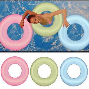Schwimmring schwimmringe badespa schwimmreifen 76 cm for Aussenpool aufblasbar