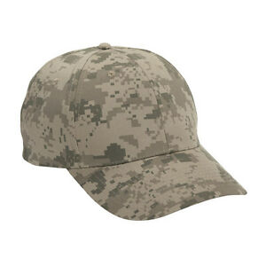 Military Army Desert Digital Camo Hat Tactical Tan Cap Fast Shipping ... 1fbad893775b
