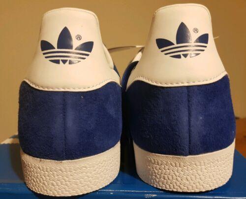 Originals Adidas Hommes Taille 1 Bnwt 37 eur 3 Gazelle 4 Tout 2 Neuf Bx 1 Royal Bleu FBBqrd