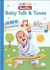 Baby Talk and Tunes Ser.: Monolingual English (2004, CD)