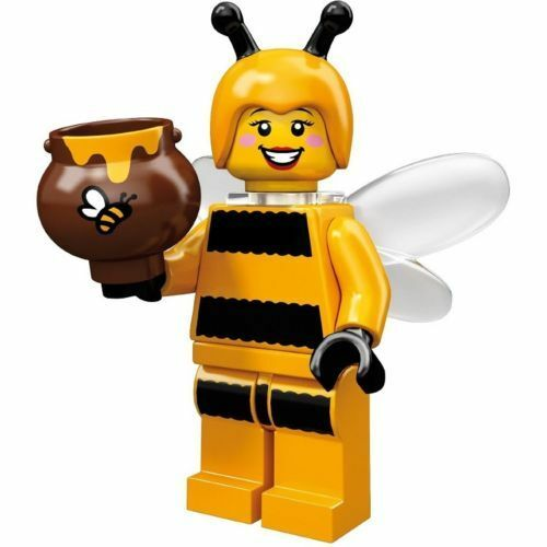 Lego 71001 minifgure Série 10 Bumble bee Girl Girl Girl   Fille Abeille neuf 0b2247