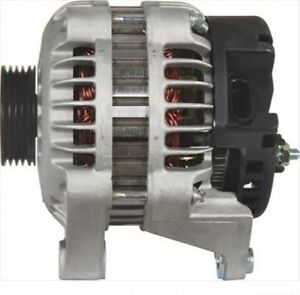 Lichtmaschine-Renault-Clio-Twingo-Kangoo-Express-58PS-Delco-Remy-75A-4PIN