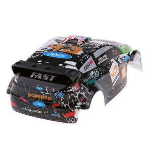 Pre-Painted-Body-Shell-Bodywork-Canopy-for-WLtoys-K989-1-28-Scale-Rally-Car