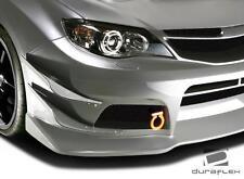 Fits 08-14 Impreza STI 11-14 Impreza WRX Duraflex VR-S Canards For VR-S Bumper