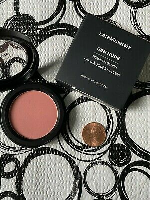 Gen Nude Powder Blush by BARE MINERALS, 0.21 oz On The
