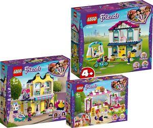 LEGO-Friends-41427-41426-41398-Heartlake-City-Waffelhaus-Emma-VORVERKAUF-N6-20
