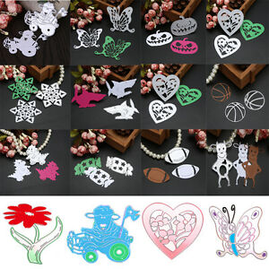 Metal-Cutting-Dies-Stencil-scrapbooking-DIY-Embossing-Album-Paper-Card-Craft-New