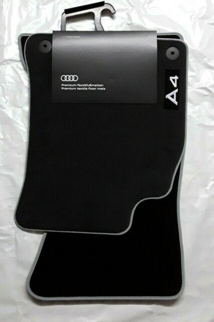 Carpets & Floor Mats Original Audi A4 Fumatten A4 S4 S-line vorn ...