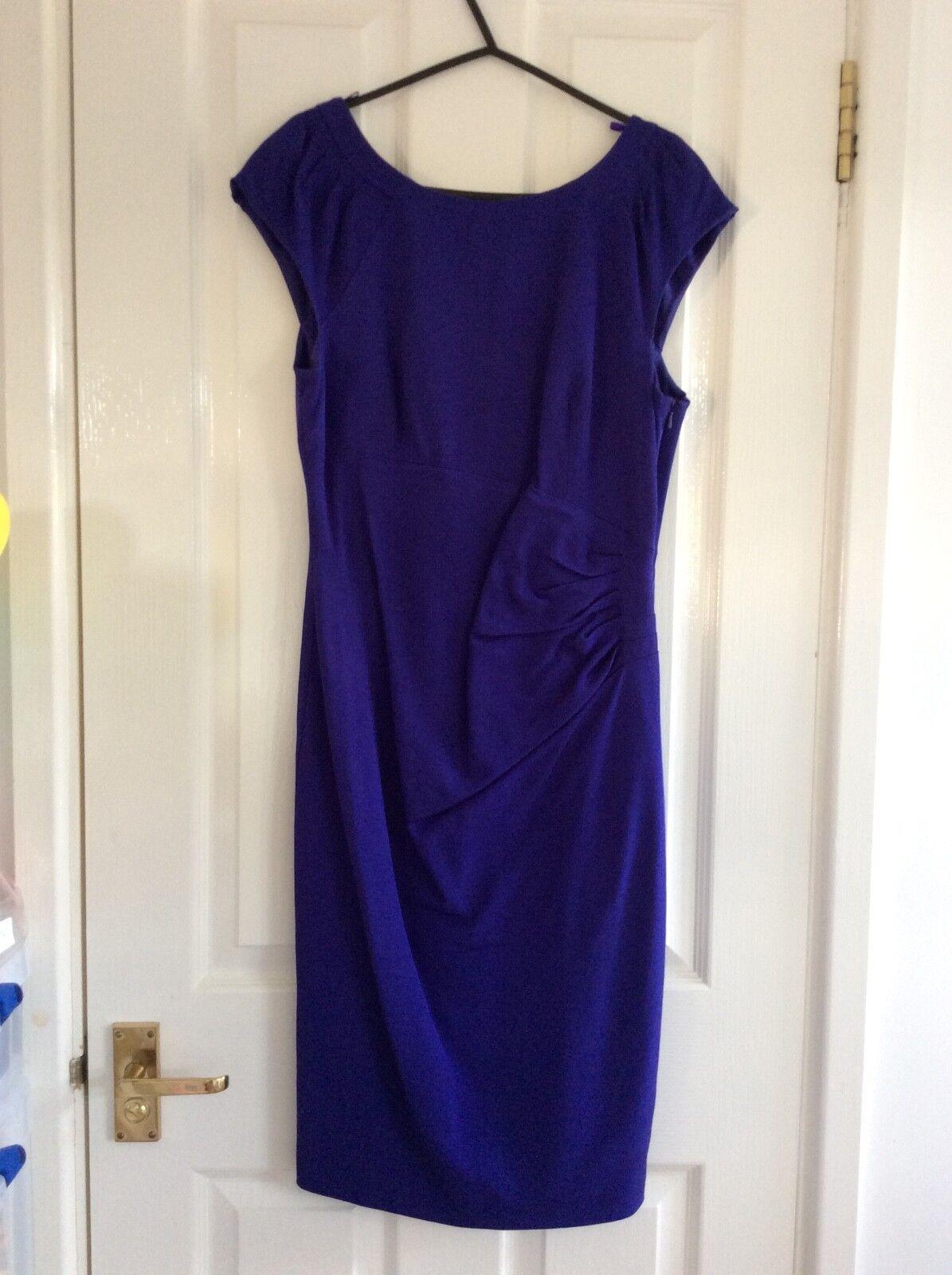 New Coast Women Purple Dress size 12