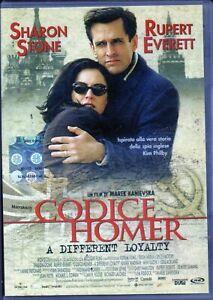 Codice Homer - dvd - usato - editoriale