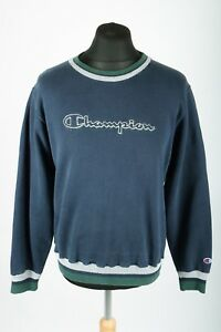 3abbd0e4ae214 Image is loading Excellent-Condition-90s-Vintage-CHAMPION-Spell-Out- Sweatshirt-