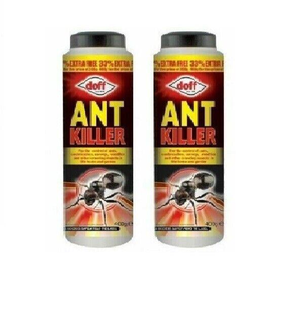 3 X ANT POWDER