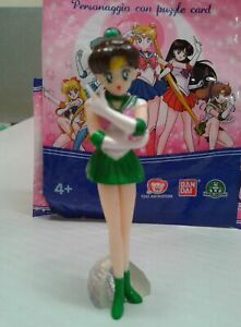 MODELLINO-MINI-FIGURE-ANIME-GASHAPON-MANGA-SAILOR-MOON-GUERRIERA-FULMINI-JUPITER