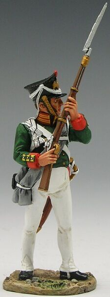 KING & COUNTRY THE AGE OF NAPOLEON NA145 RUSSIAN STANDING READY MIB