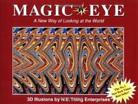 Magic Eye: A Way Of Looking At The World By , (hardcover), Andrews And Mcmee on sale