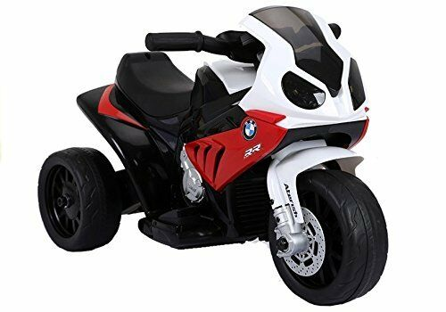 Elektromotorrad für Kinder Kinderfahrzeug Elektroauto - BMW S1000RR - Rot