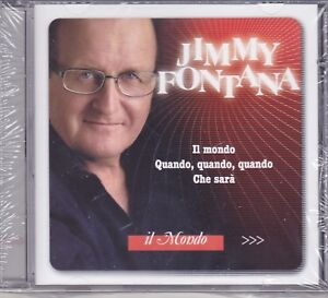 CD-Audio-JIMMY-FONTANA-IL-MONDO-nuovo