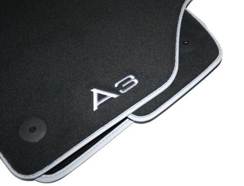 NEU Textil Fußmatten Original Audi A3 S3 8V Premium Velours Sportback Limousine