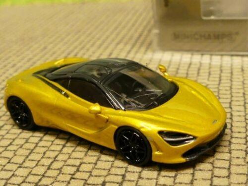 1//87 Minichamps McLaren 720 S Solis 870 178724
