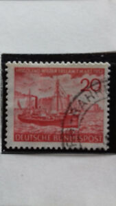 1 Stück BRD-Briefmarke gestempelt, Michell-Nr. 152