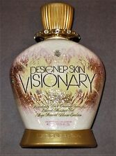 2017 Designer Skin VISIONARY Dark Tanning Intensifier Silicone Emulsion Lotion