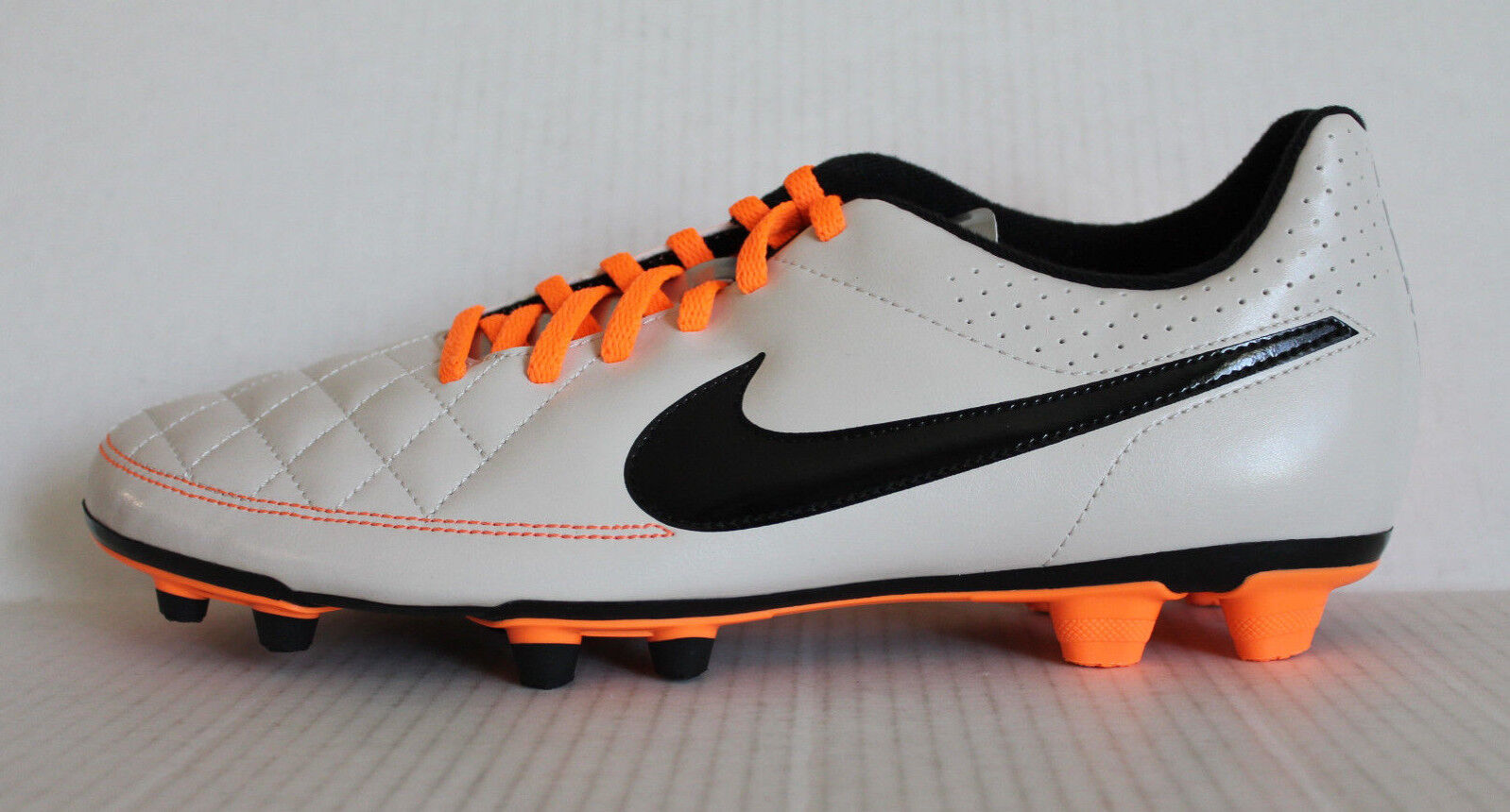 Men's Nike Tiempo Rio II FG - Comfortable The latest discount shoes for men and women