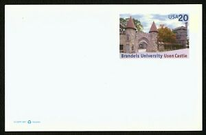#UX299 20c Brandeis University, Nuevo Cualquier 5=