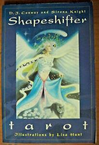 Shapeshifter-Tarot-by-DJ-Conway-amp-Sirona-Knight-Lisa-Hunt-Book-Only-1567183891